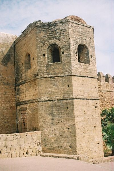 City Walls, Rabat