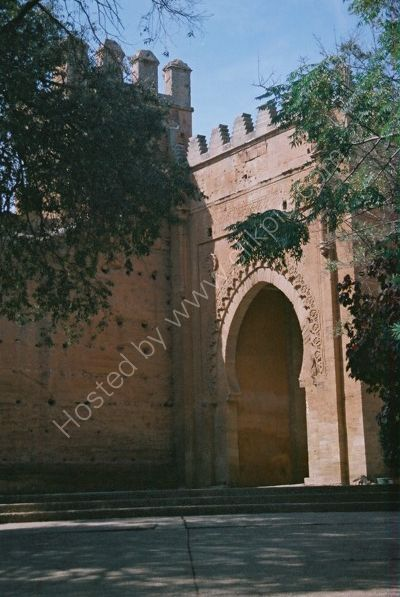Inside City Walls, Rabat