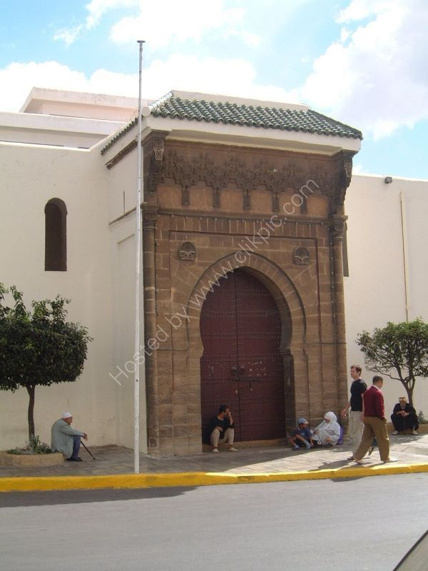 Typical Entrance, Casablanca