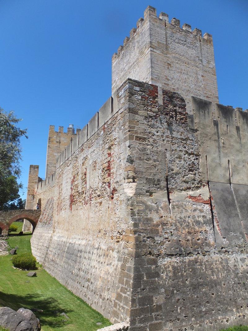 11th century Castle Walls