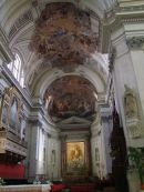 Interior of Cathedral, Palermo