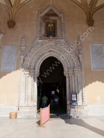 Main Entrance of Cathedral, Palermo
