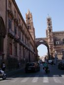 Building Adjacent to Cathedral, Palermo