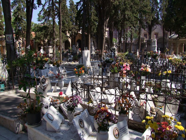 Cemetery, Palermo