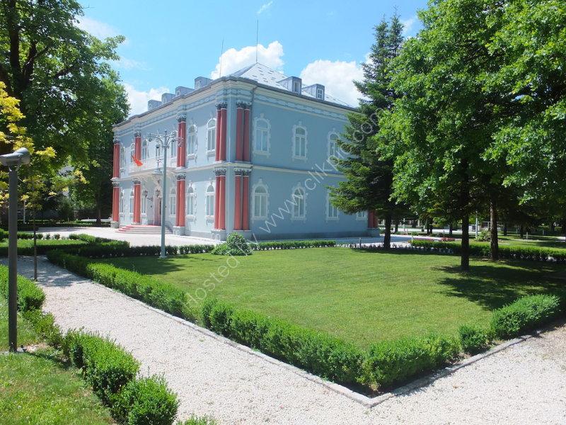 President's Palace, Cetinje