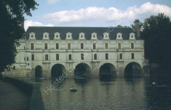 Chateau Chenonceaux, Indre-et-Loire