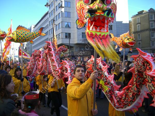 Chinese New Year Parade - Year of the Rat 2008