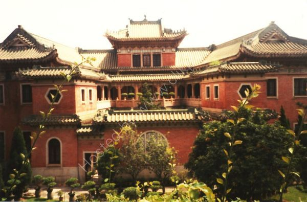 Typical Chinese Style House, Hong Kong Island
