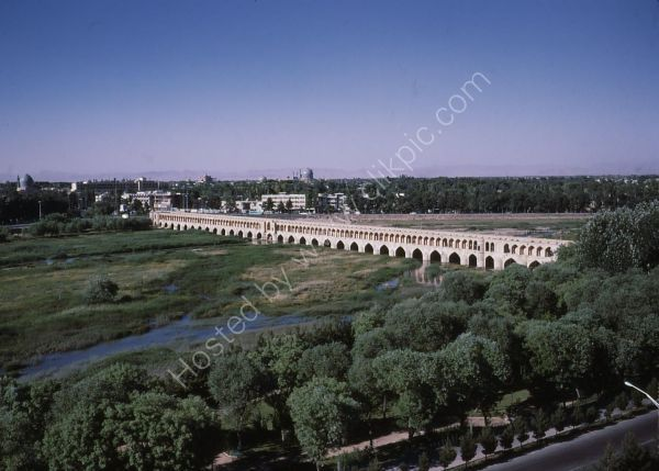 Ancient Covered Bridge, Isfahan