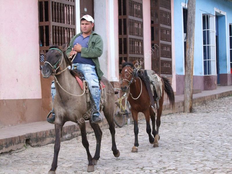 Cuban Ranchero, Trinidad