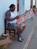 Cuban Painter, Trinidad
