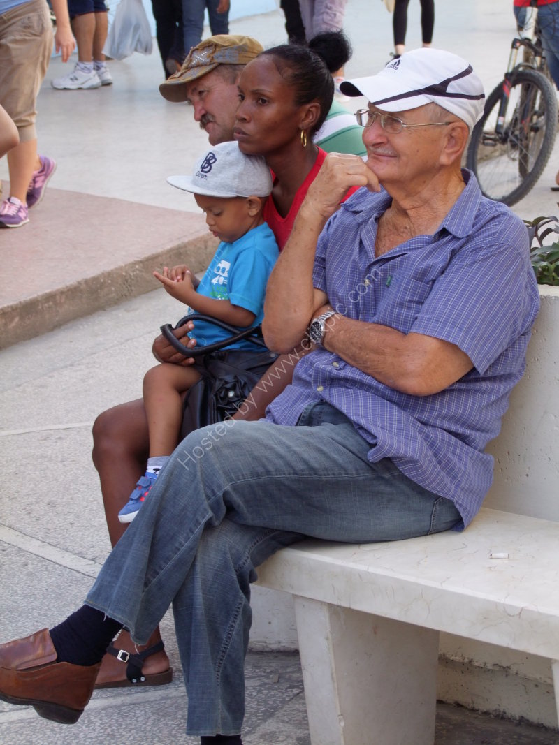 Penny for your thoughts! Cubans, Cienfuegos