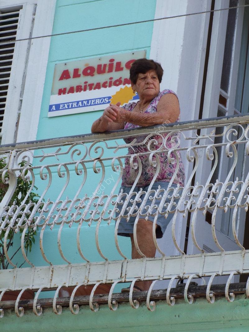 Cuban Lady, Havana