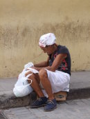Elderly Cuban Lady, Havana