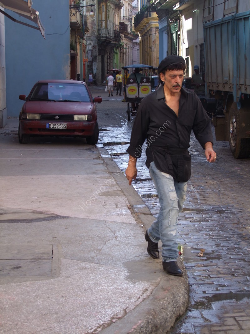 Cuban on a Mission!, Havana