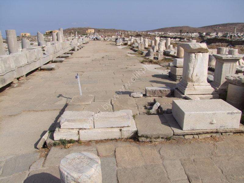 Ancient Island of Delos