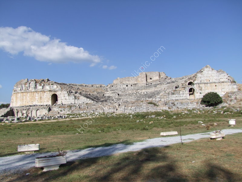 Roman Theatre at Didyma