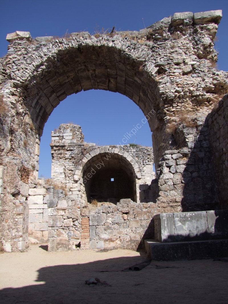 Hamaam, Roman Ruins 500 BC at Didiyma
