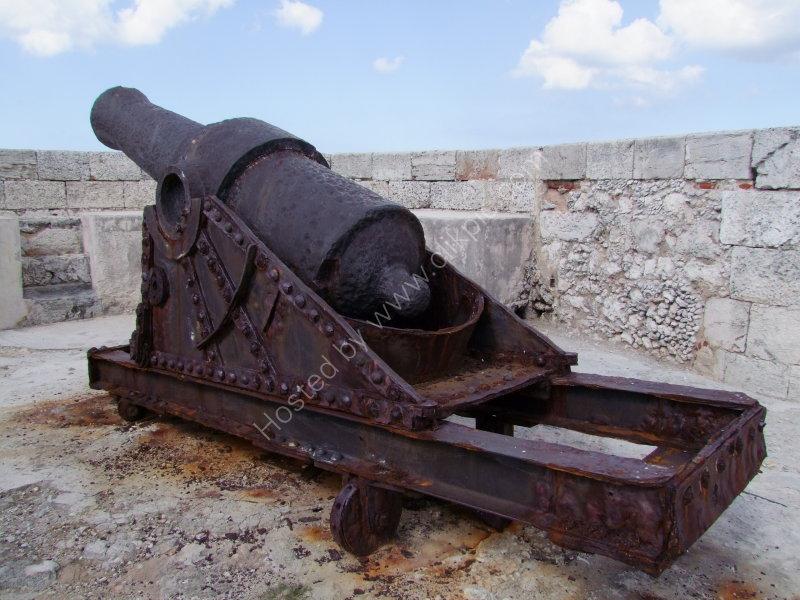 Cannon, El Morro Fort