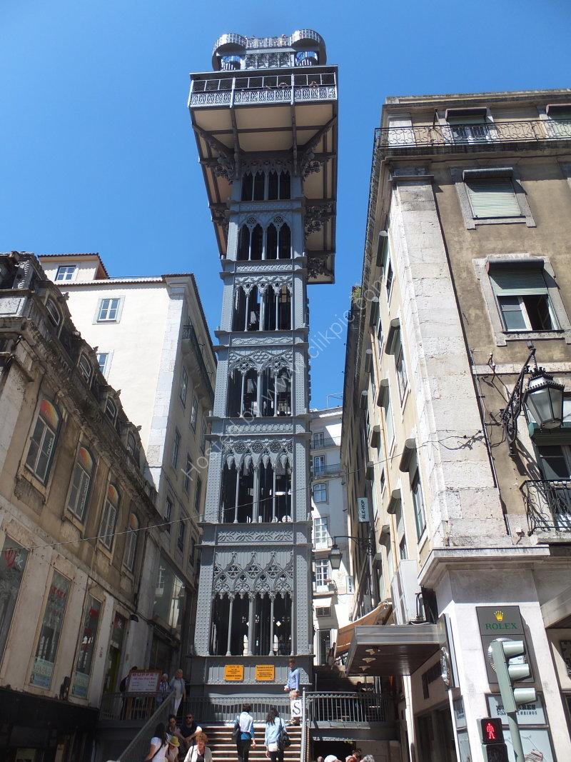 Elevator da Santa Justa