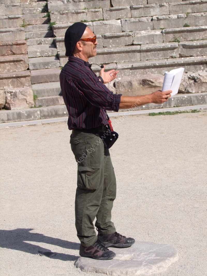 Greek Tour Guide, Epidaurus