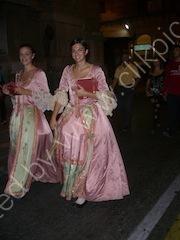 Period Costume, Festival, Palermo