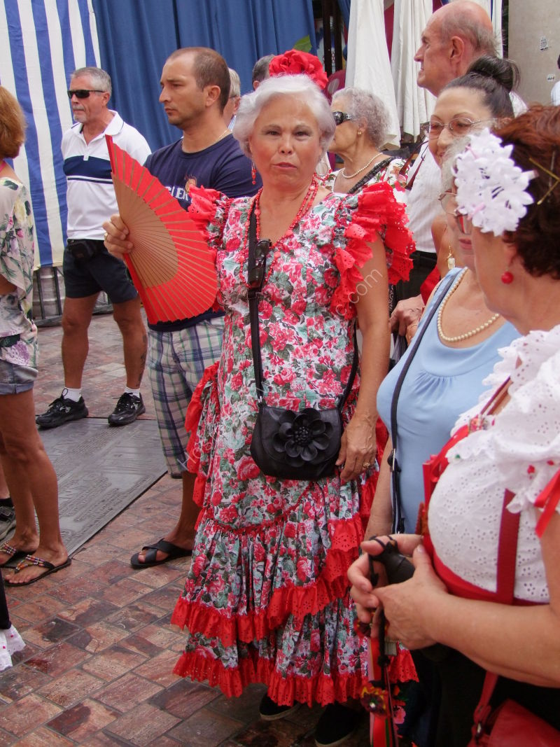 Festival Dress, Malaga
