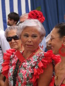 Spanish Woman, Malaga Festival