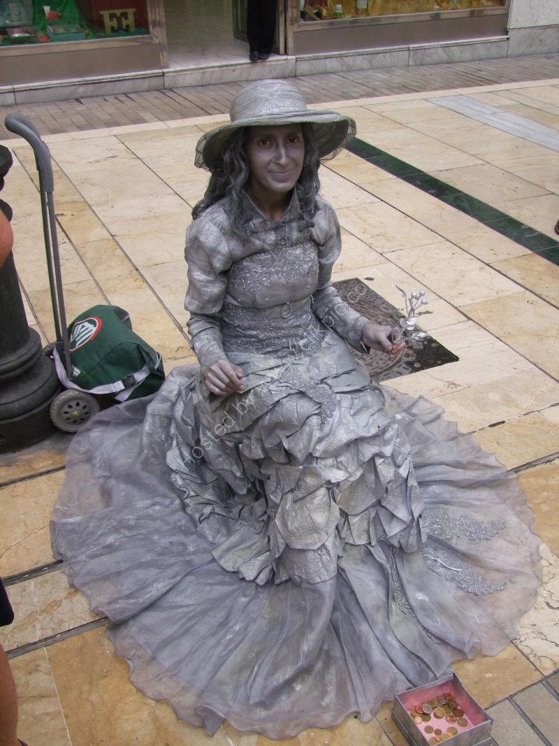 Street Artist, Malaga Festival