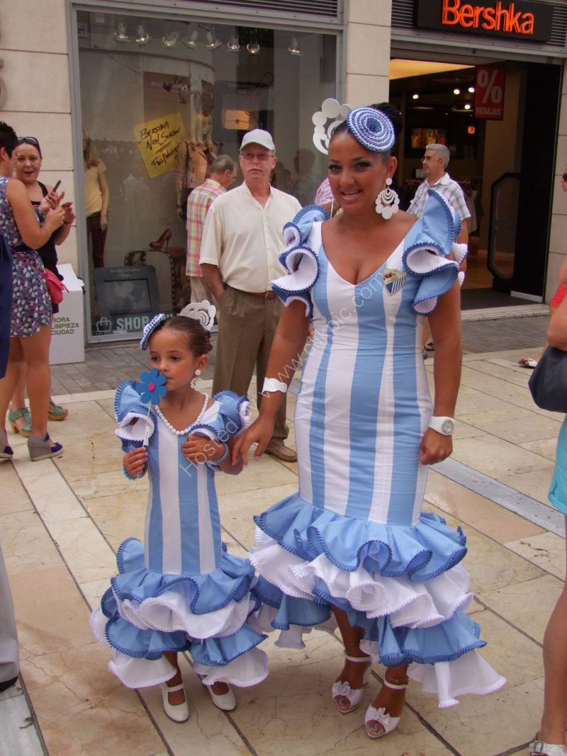 Best Costume, Malaga Festival