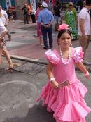Costume, Malaga Festival