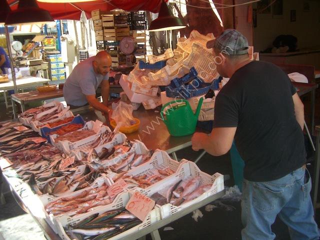 Food Market, Syracusa