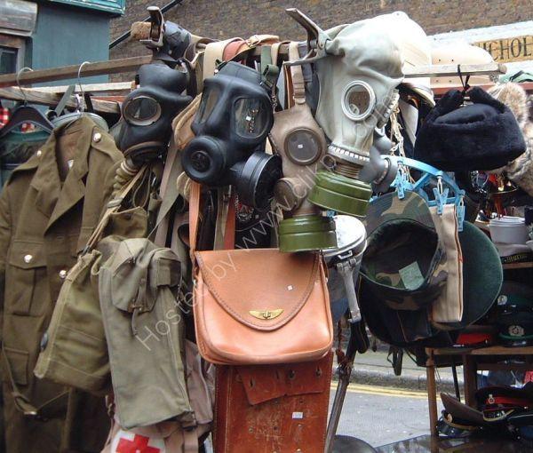 Be Prepared!, Portobello Road, London