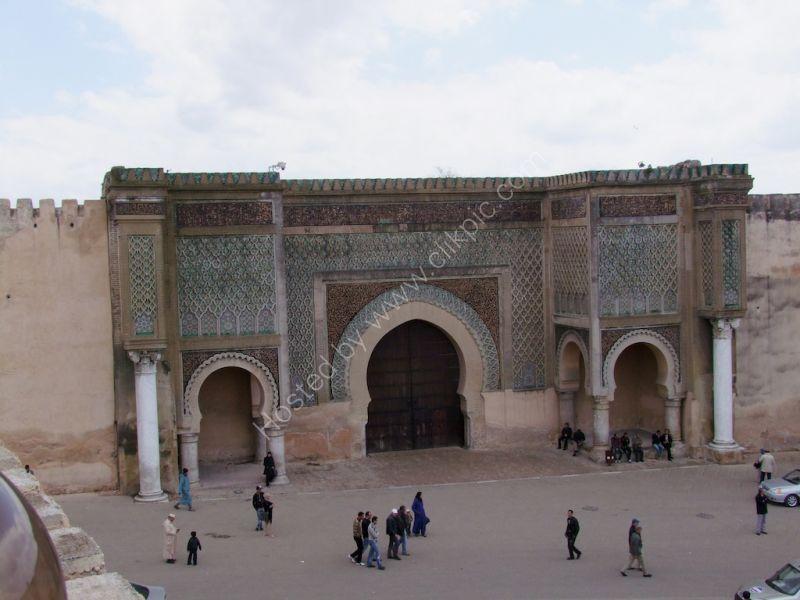 Medina Gate, Meknes