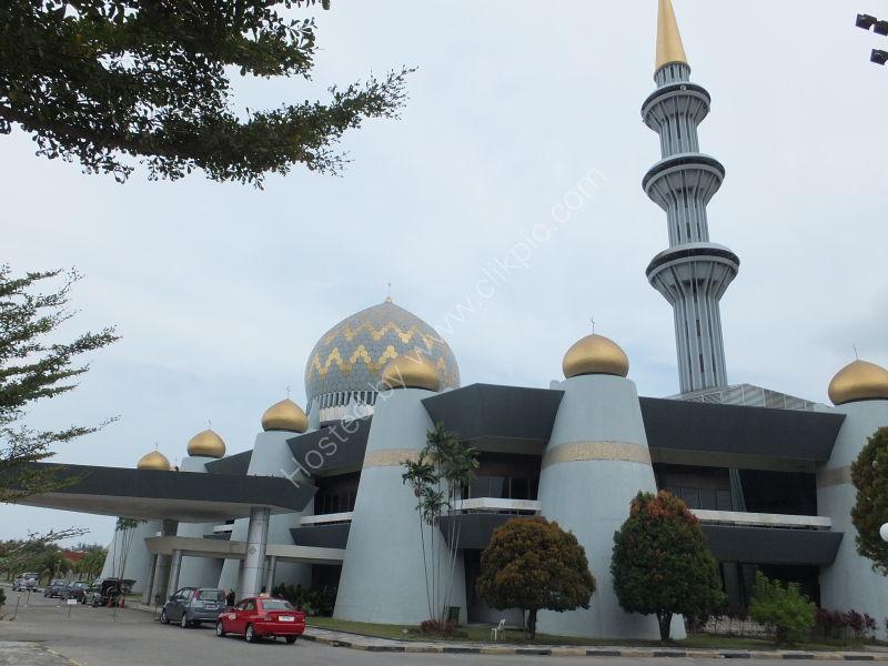 Golden Mosque, Kota Kinabalu
