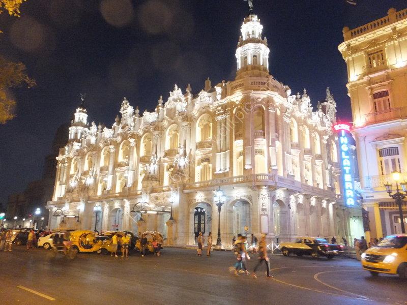 Grand Theatre Alicia Alonzo, Havana