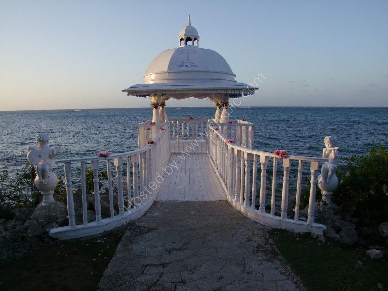 Wedding Area, Paradissus Rio de Oro Hotel