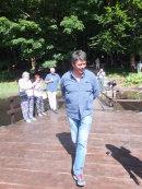 Coach Driver Dancing, Biogradska Gora National Park