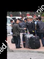 Junk Captains, Halong Bay