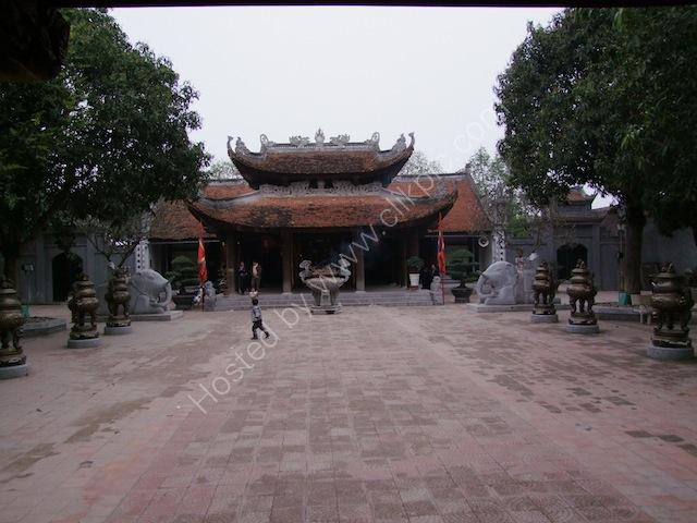 Den Do Temple, Hanoi