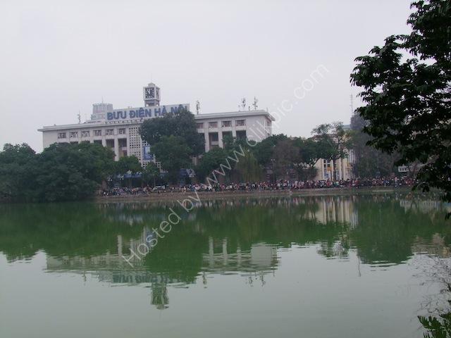 Sunday Gathering, Ho Hoan Kiem Lake Park, Hanoi