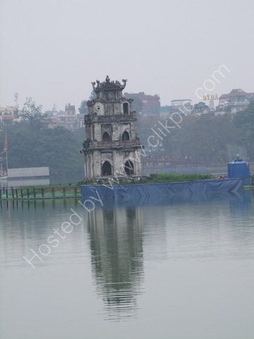 Chua Ba Da (Stone Lady Pagoda), Hanoi