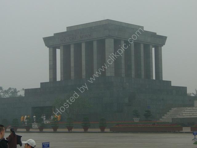 Lang Chu Tich Ho Chi Minh (Ho Chi Minh Mausoleum), Hanoi