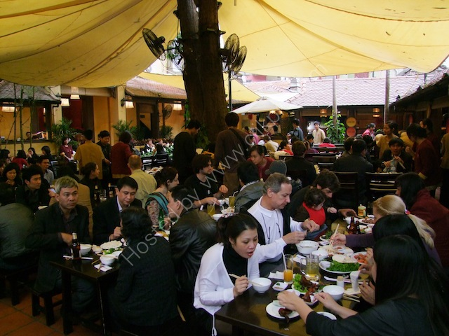 Open Air Restaurant, Hanoi