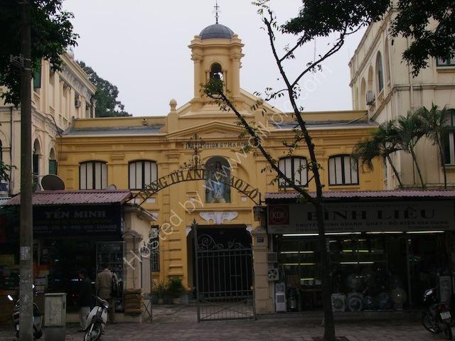 St Maria Hospital, Hanoi