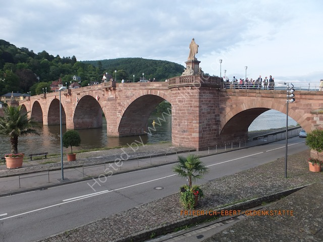 Old Bridge, Heidelberg