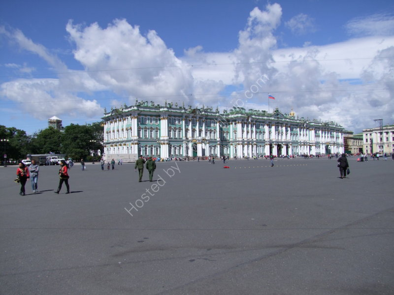 Hermitage Museum, Moscow