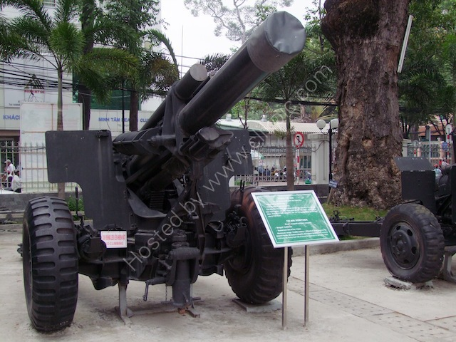 US Military Equipment, Bao Tang Chung Tich Chien Tranh (War Remnants Museum), Ho Chi Minh City