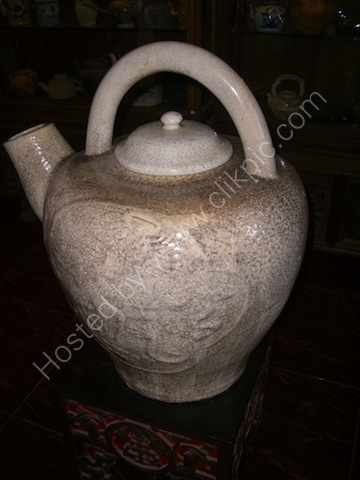 Medicine Teapot, Bao Tang PHITO (Museum of Vietnamese Traditional Medicine), Ho Chi Minh City