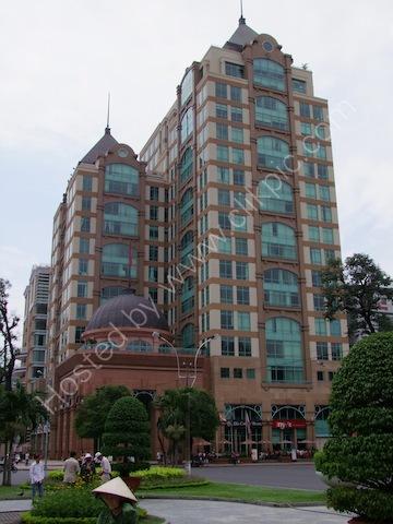 Modern Office Building, Ho Chi Minh City